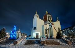 Вхід до храму св. ап. Петра