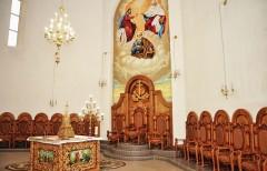 Святилище храму св. Петра