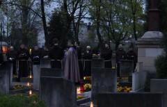 Були ми і в наших братів на цвинтарі