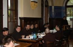 На капітулі були настоятелі монастирів з багатьох країн