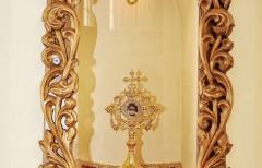 Мощі св. Йосафата в храмі св. Петра