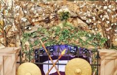 Гріб Господень в храмі св. Петра