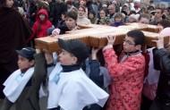 Тут двигають своє Спасіння діти Школи св. Антонія