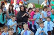 Думаю протоігумен простисть за танець з дітьми!