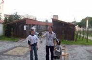 1-го червня Марійська Дружина веселила дітей виставами та іграми...