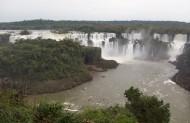 Прекрасні водоспади з національного парку Iquasu