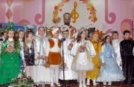 Миколай серед дітей