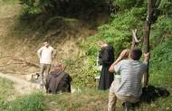 францисканське життя є дорогою , щоб скоро її пройти треба все лишити...