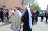 Привітання митрополита кир Ігоря