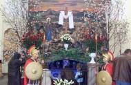 при гробі Христовому була теж сторожа, яка є доказом Воскресіння
