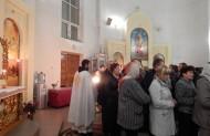 Вшанування мощей Св. Франциска