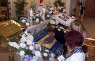 парафіянки, прийняті під покров Матері Божої Нустанної Помочі