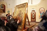 В неділю вечором прийшла до нас мама Ісуса - Марія