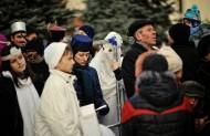 Сестри Марії Фатімської теж були в нас в гостях