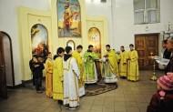 У новіціат ІІІ Чину вступи і священик
