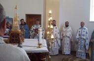 Священики - гості празника