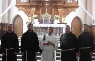 Дуже вразила нас братня зустріч і гостинність братів домініканців...