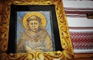 Святий Франциск - засновник трьох чинів, стигматик, покровитель екології