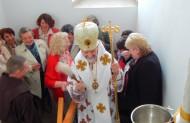 Посвячення монастиря