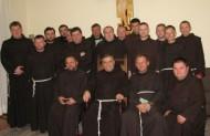 Прийняв нас теж намісник святого Франциска - брат Йосиф