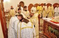 Молитва за бездоганне священство.