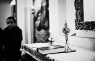 Почитання мощей св. Франциска