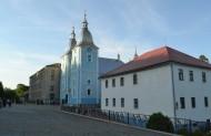 Монастир і церковка Св. Тройці